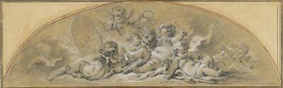 François Boucher, 'The Archery Contest', 1765