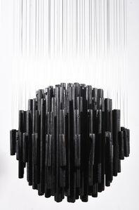 Etienne Krähenbühl, 'Bing-Bang Bois-Chêne noirci', 2015