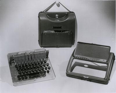 'Electro-Braille Communicator ', 1954