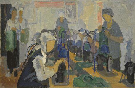 Vadim Semenovich Velichko, 'Sewing workshop', 1983