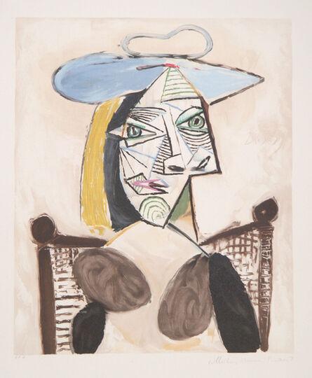 Pablo Picasso, 'Femme au Fauteuil Canne, 1939', 1979-1982