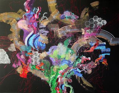 Yuni Lee, 'Propagation Ex Nihilo', 2016