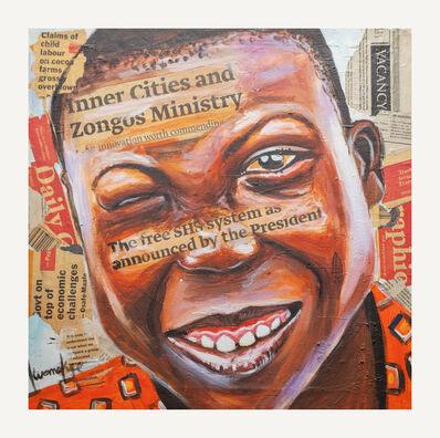 Otis Kwame Kye Quaicoe, 'Zongo Kid', 2017