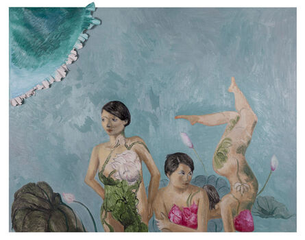 Duan Jianyu 段建宇, 'Mother's Sister's Mother's Cousin's Hunsband Is a Chef No.6', 2012