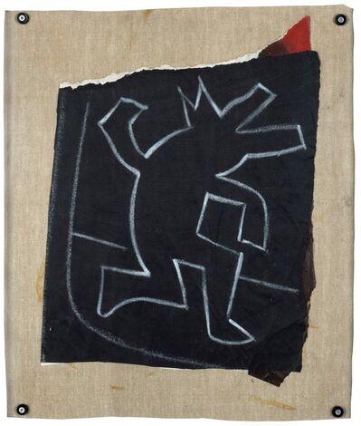Keith Haring, 'Untitled (Subway Drawing)', 1981