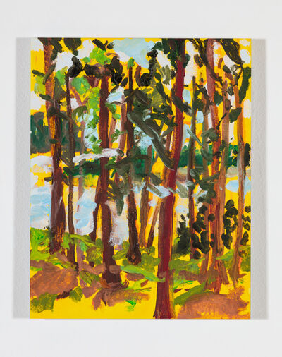 Nicole Wittenberg, 'The Light in the Trees', 2020