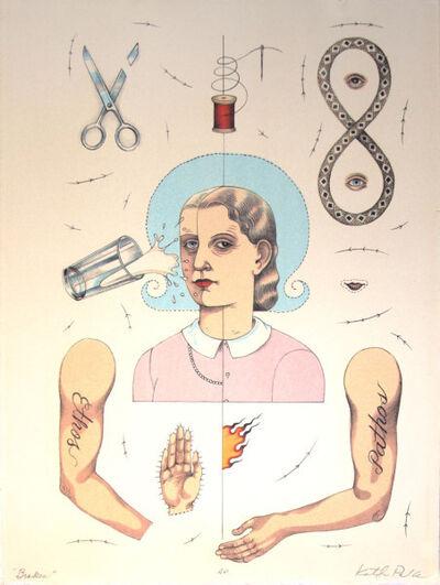 Kathryn Polk, 'Broken'