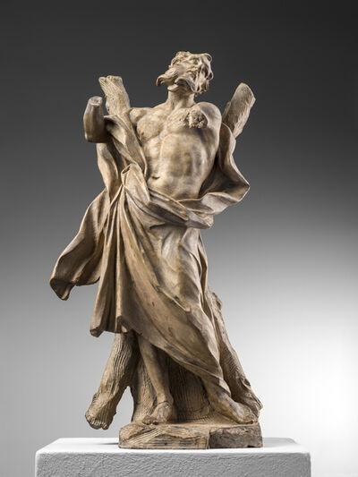 Ercole Ferrata, 'ST ANDREW THE APOSTLE', First Half of the 17th Century