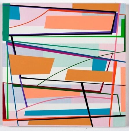 Gary Petersen, 'Hollywood Square #3', 2017