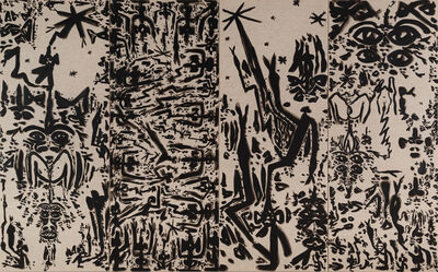 Cabelo, 'Sem título [Untitled]', 2020