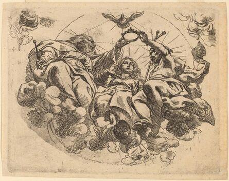 Cornelis Schut I, 'Coronation of the Virgin'