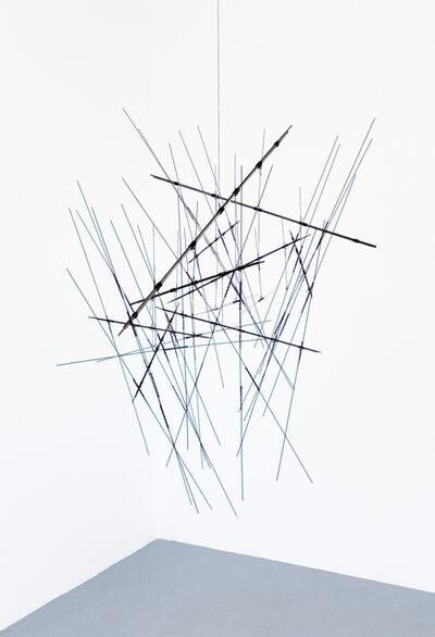 Knopp Ferro, 'Linienschiff 18:47', 2008