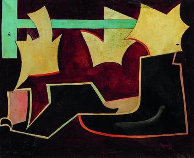 Alberto Magnelli, 'Sans titre', 1936
