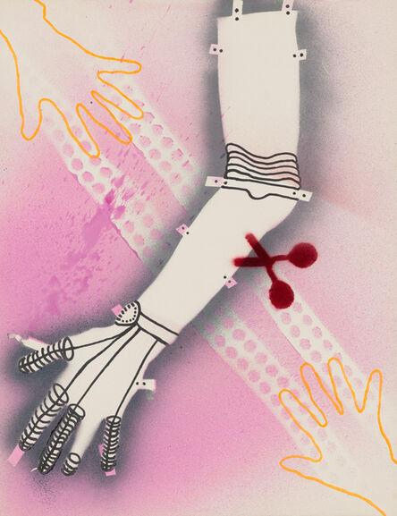 Kiki Kogelnik, 'Arm', 1965