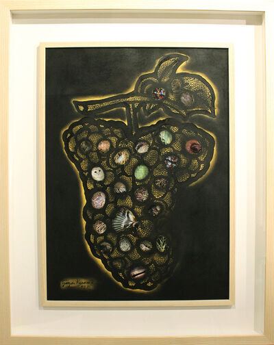 Yayoi Kusama, 'Grapes with Bird Reflection', 1975