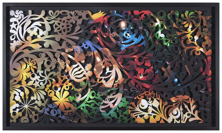 Jam WU, 'Photo-Cutting Collection-A Realization of Colors'