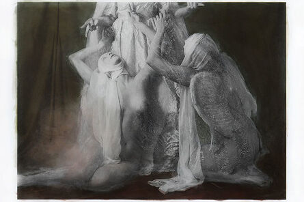 Katie Eleanor, 'A Chorus / Armour II', 2019