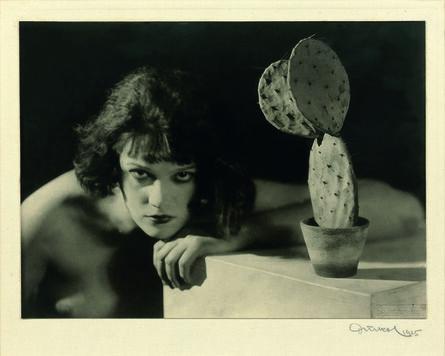 Frantisek Drtikol, 'Cactus', 1925