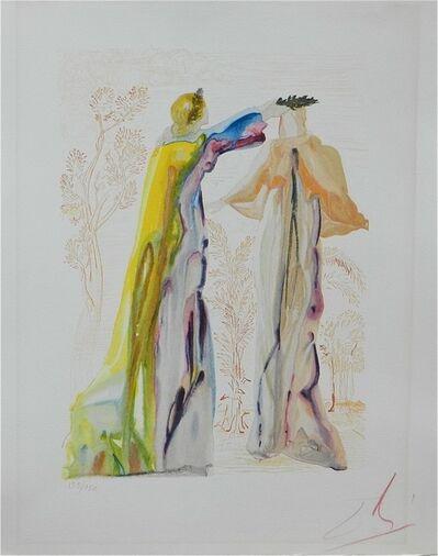 Salvador Dalí, 'Divine Comedy Purgatory Canto 27', 1967