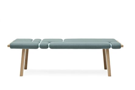 Ditte Hammerstrøm, 'Side by Side / High Wool', 2014