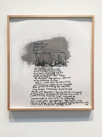 Kathleen Henderson, 'Deal', 2014