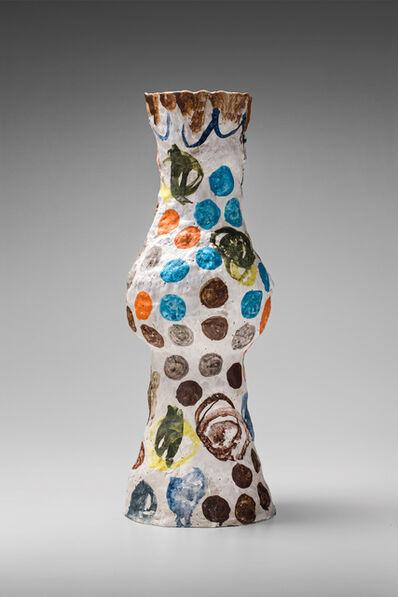Stephen Benwell, 'Tall vase', 2015