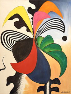 Alexander Calder, 'The Palm Tree', 1947