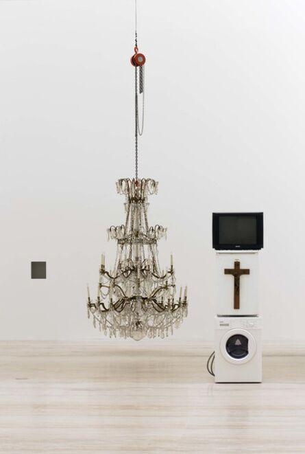 Danh Vō, 'Installation view: Danh Vo, Museo Jumex, Mexico City', November 13, 2014 – February 25, 2015