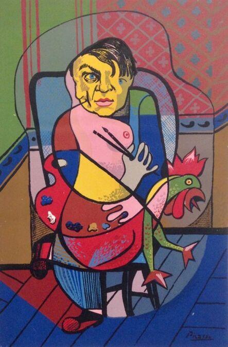 Harry Sternberg, 'Pablo Picasso', 1944