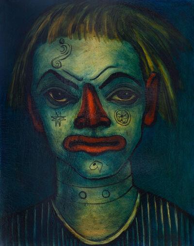 Francis Picabia, 'Le Clown Fratellini (Fratellini Clown)', 1937-1938