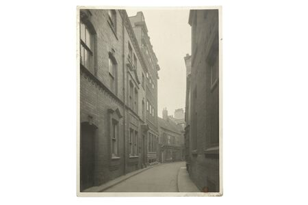Frank Meadow Sutcliffe, 'Selected Landscapes, Including Grape Lane, Whitby', late 1890s