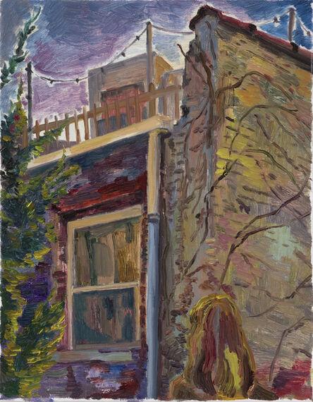 Lee Hyein, 'High Line Park (a window)', 2015