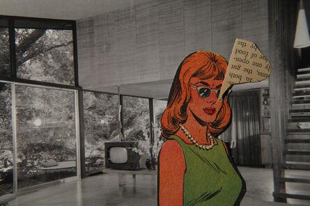 Lewis Klahr, 'Still for film as yet not created (66) 6', 2013