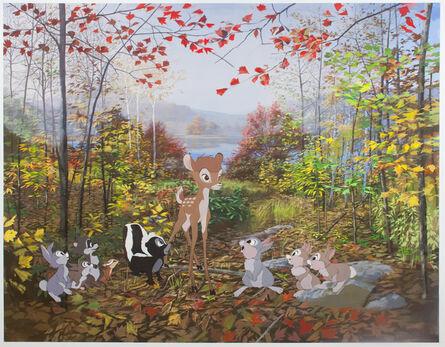 Adam Cvijanovic, 'White Tailed Deer', 2012