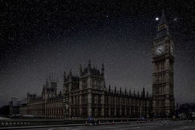 Thierry Cohen, 'London 51 30' 03'' N 2015-02-15 lst 13:03', 2015