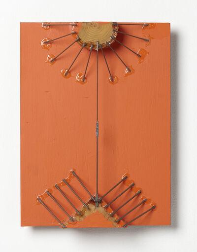 Kishio Suga, '分景同端 Divided Scenery with the Corresponding Sides', 1993