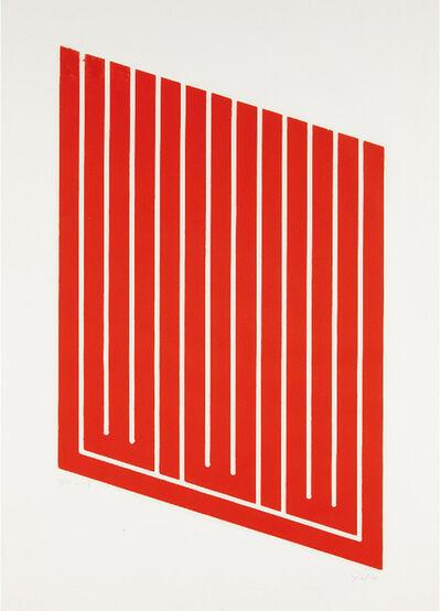 Donald Judd, 'Untitled', 1961