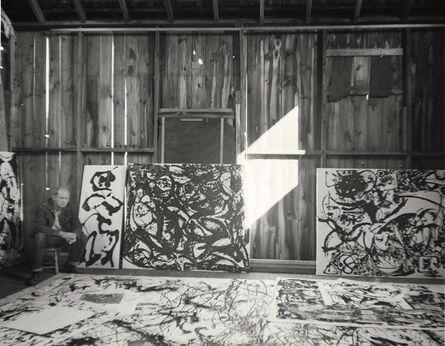Hans Namuth, 'Untitled'