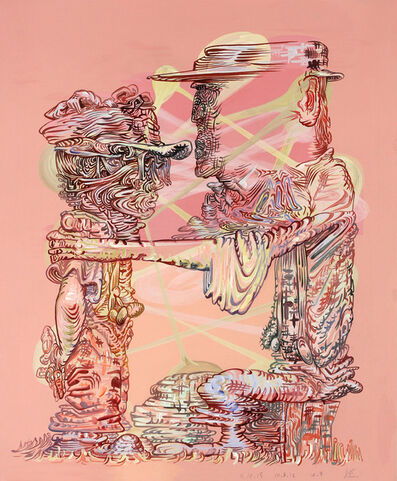 James Esber, 'Untitled (Man and Boy)', 2012