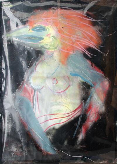 Michael Bowen, 'Demonisk Kvinne', ca. 1963