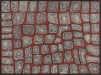 Thomas Tjapaltjarri, 'Tingari Cycle', 2004