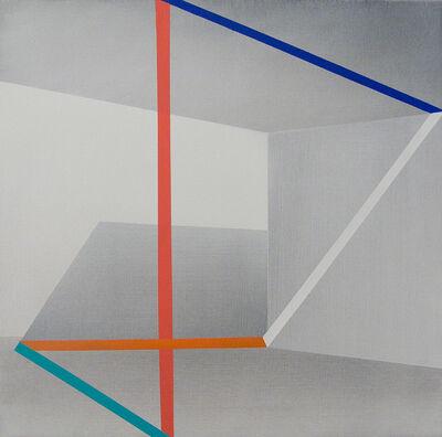 Ira Svobodová, 'Ideas In White Space A', 2012