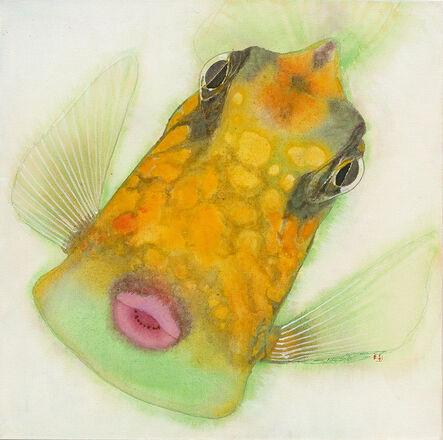 Sun Lin 林順雄, 'Puffer fish', 2019