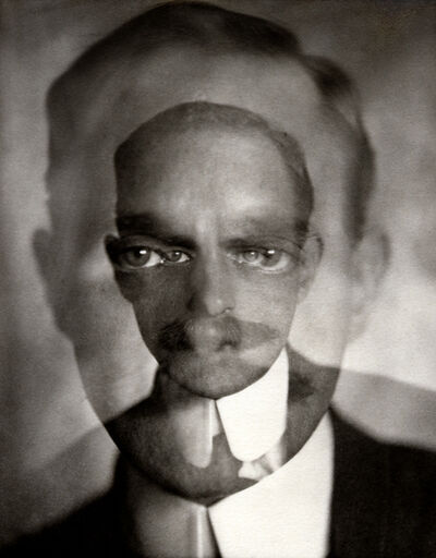 Alvin Langdon Coburn, 'Marius De Zayas', ca. 1912