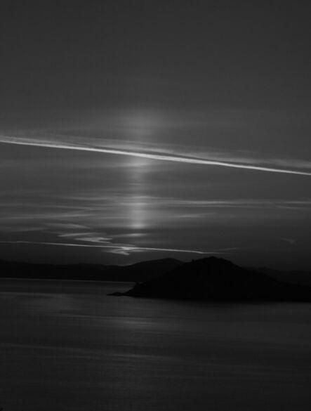 Mart Engelen, 'Sunset at Il Pellicano, Monte Argentario, Italy', 2017