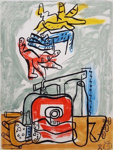 Le Corbusier, 'Unité, Planche 5  (Set of 2)', 1965