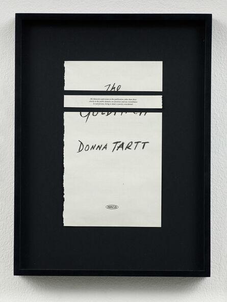 Meriç Algün Ringborg, 'Disclaimers (Donna Tartt: The Goldfinch)', 2014