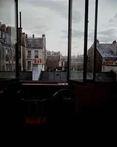 Evelyn Hofer, 'Roofs, Paris', 1967