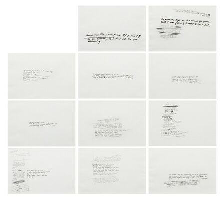Richard Prince, 'Black Jokes', 1992