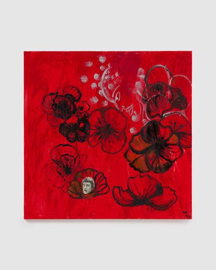 Ursula Reuter Christiansen, 'Black Poppies ', 2017